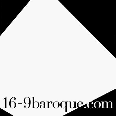 Shuichi Mabe Web Site  '16-9baroque'