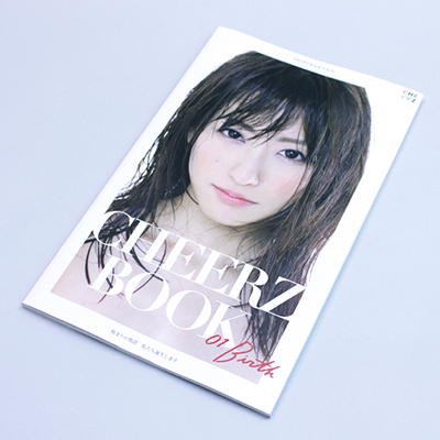 CHEERZ BOOK